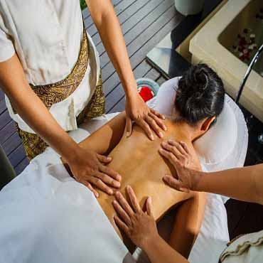 Four-Hands-Massage-Dubai